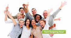Design all sort of stuff online. Customize T-shirts, Jerseys, Jackets  and mugs