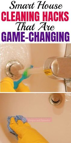 Smart House Cleaning Hacks To Step Up Your Cleaning Game Cleaning Games, Household Cleaning Tips, House Cleaning Tips, Diy Cleaning Products, Cleaning Diy, Magic Eraser Uses, Remove Permanent Marker, Game Change