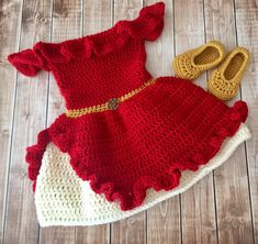 Elena of Avalor Inspired Costume/Crochet Princess Elena Dress/Elena of Avalor/Princess Photo Prop Newborn to 18 Months- MADE TO ORDER – Baby For look here Crochet Bebe, Baby Girl Crochet, Crochet Baby Clothes, Crochet For Kids, Crochet Hats, Newborn Crochet, Baby Patterns, Crochet Patterns, Crochet Ideas