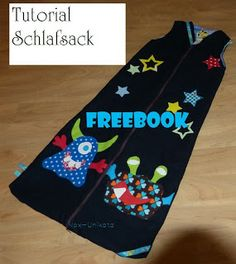 Nox-Unikata: Mein (Fre)Ebook ist Online... :) Schlafsack (90-110cm)