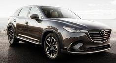 2017 Mazda CX-9 Rendering www.southbaymazda.com