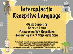 Intergalactic Receptive Language