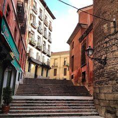Calle del Nuncio Madrid Pinterest// Maybeitsleslie