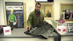 Helly Hansen Sevilla Softshell Jacket - Hall-Fast Industrial Supplies Ltd - http://youtu.be/TjQ_K36DPOs