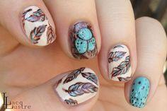 Robin's Egg Nails