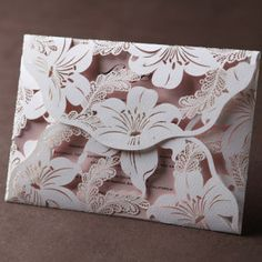 Classic Elegant Vintage White Flordelis by RoyalStyleWeddings