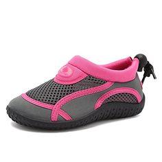 64138201fe93c Kids Swim Water Shoes Beach Pool Aqua Socks Baby Toddler Anti Slipping  Outsoles