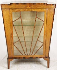 We have some great Art Deco Antique Furniture for sale, from British antique dealers, genuine art deco furniture shipping throughout the UK and worldwide. Painting Wooden Furniture, Art Deco Furniture, Rustic Furniture, Vintage Furniture, Furniture Design, Modern Furniture, Outdoor Furniture, Furniture Ideas, Broyhill Furniture