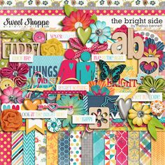 Sweet Shoppe Designs :: NEW Releases :: New Releases - 9/14 :: The Bright Side by Melissa Bennett