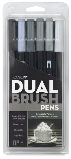 100% Satisfaction Guaranteed Tombow Dual Brush Pen Sets