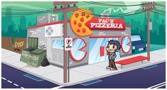 Pacs Pizzeria by cronobreaker on DeviantArt