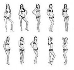 Tips on Posing from John Casablancas Modeling