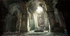 ArtStation - Assassin's Creed Unity concepts (5), Tony Zhou Shuo