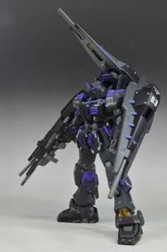 GUNDAM GUY: RG Gundam Mk-II High Mobility Type - Custom Build