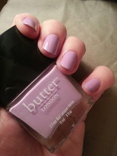 Butter London in Molly Coddled