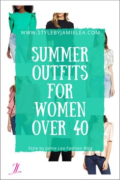 Summer Outfits for Women Over What to Wear Over How to Dress for Summer, How to Dress for Spring, Spring and Summer Fashion For Women, Fashion Style for Women. Style Guide for Women, What to Wear Over What to Wear Over How to Dress Over Summer Outfits Women Over 40, Fashion For Women Over 40, Casual Summer Outfits, Summer Dresses, Ny Fashion Week, Spring Summer Trends, T Shirts For Women, Clothes For Women, Looking For Women