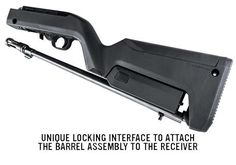 X-22 Backpacker Stock – Ruger® 10/22 Takedown®