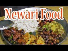 Nepali Newari Food - A Tasty Plate of Samay Baji - http://www.youtube.com/watch?v=hKLbSErFfrU
