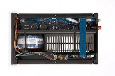 Audiolab 8300MB внутри