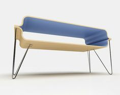 bent plywood mid century modern - Google Search