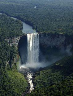 Kaieteur Falls - Guyana
