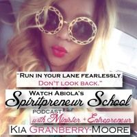 Minister & Entrepreneur Kia Granberry-Moore! Answer Your Calling