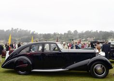 1934 Saloon by Park Ward (chassis 86SK)