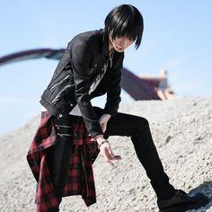 SEII TERAMOTO 寺本成位 fashion/Visual kei/goth/
