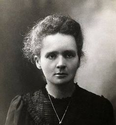 Marie Curie was the first woman to receive the Nobel Prize and the first person to win it for 2 separate categories. Her first award was for research into radioactivity (Physics 1903). Her second Nobel prize was for Chemistry in 1911. A few years later she also helped develop the first X ray machines.