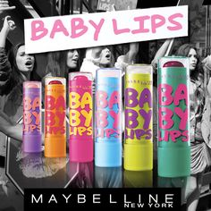 ¡No puede faltar mi Baby Lips!