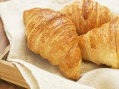 Croissants.  Anna Olson…