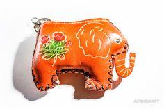 Orange wallet - AFRIKRAAFT