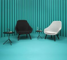 Hay ABOUT A LOUNGE CHAIR AAL82/AAL92 by Hee Welling