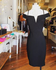 How perfect is this #LBD !! Bring out your inner #brigittebardot for Only $59 #retailtherapysf #littleblackdress #datenight #sexy #dresses #marinaboutiqes #boutique #accessories #bebold