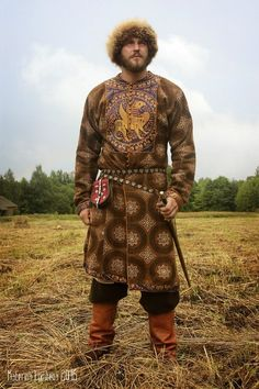 Medieval Slavic costume of Ancient Russia. Фотографии Катерины Ломтевой | 40 альбомов