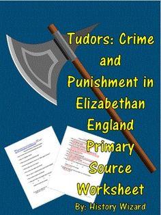 Tudor punishments homework help