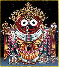 """krishnaart: """" ✨ JAI JAGANNATH ✨ Hare Krishna Hare Krishna Krishna Krishna Hare Hare Hare Rama Hare Rama Rama Rama Hare Hare """""""