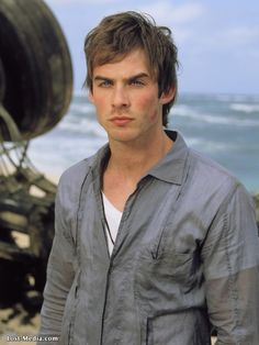 Boone Carlyle <3  favorite LOST character