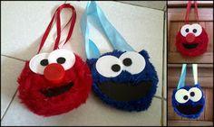 Elmo y Lucas come galletas: Dulceros | Un detalle hace la diferencia