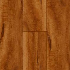 7mm w/pad Brazilian Koa Waterproof Rigid Vinyl Plank Flooring 6 in. Wide x 48 in. Long Aquaguard Flooring, Wide Plank Flooring, Floors, Armstrong Vinyl Plank Flooring, Engineered Vinyl Plank, Transition Flooring, Lumber Liquidators, Diy Home Cleaning, Waterproof Flooring