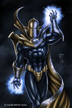 dc comics dr fate | DR FATE IS IN INJUSTICE!!! | Test Your Might