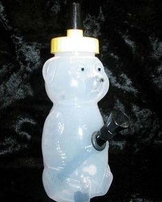 Honey Bear water bong...first time I ever smoked, I smoke out of one of these