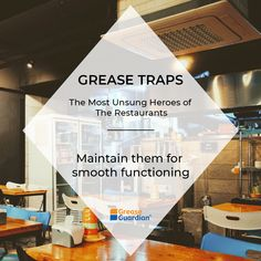 The world's popular manufacturer provides a wide range of grease trap, grease separator, and grease removal systems to businesses UK wide Unsung Hero, Commercial Kitchen, Grease, Fat, Restaurant, Commercial Cooking, Diner Restaurant, Restaurants, Greece