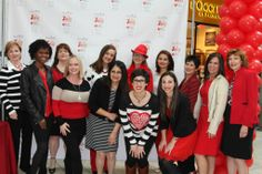 The 2014 Go Red For Women - American Heart Association Go Red Day at Arden Fair was a success. Here are photos from the Fashion Show featuring Heart Heroes. Special thanks to national Go Red sponsor Macy's #ardenfairgoesred