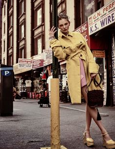Photography: Michael Groeger Styled by:Britani Cato Hair:Kiri Yoshiki Makeup:Tomy Rivero Model:Sveta Matiunina