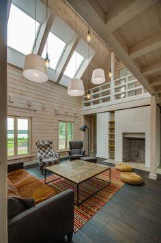Zdjęcie numer 7 w galerii - Realizacje domów: drewniany dom na Litwie