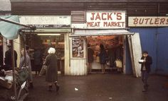 Garston Market 1969