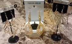 """Fashion Dangle Earrings """"Set"""" Mixed New Items Just Added!!!!"""