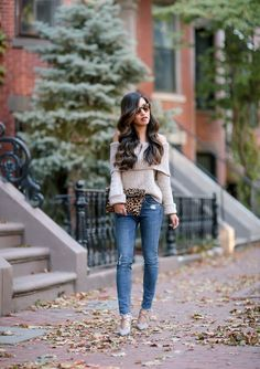 favorite fall trend: off the shoulder sweaters!