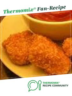 Healthy 'kid friendly' Chicken Nuggets by Saras Kitchen Addiction. A Thermomix <sup>®</sup> recipe in the category Main dishes - meat on www.recipecommunity.com.au, the Thermomix <sup>®</sup> Community.